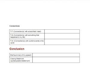 Speech Outline2